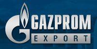 Logo GazProm Export